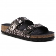 Чехли BIRKENSTOCK - Arizona Bs 1008871 Metallic Stones Black