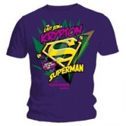 Tricou Superman Last Son Of Krypton Marime S