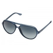 Ray-Ban 0RB4125 Transparent Blue