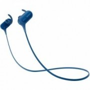 Casti audio sport In-ear Sony MDRXB50BSL Wireless Bluetooth NFC EXTRA BASS Albastru