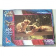 Cuddly Kittens 100 Pc. Sure-lox Puzzle
