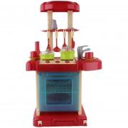 Kids Play Toy Niña Simulación De Cocina De Juguete Juguetes Utensilios