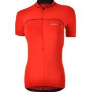 Női kerékpáros mez Silvini CATIRINA WD1002 red