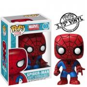 Pop! Vinyl Figura Funko Pop! Spider-Man Bobble-Head - Marvel