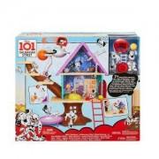 Детска играчка, 101 Далматинци - Игрален комплект къща, 173019