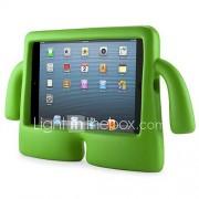 Voor Waterbestendig / met standaard / Kindveilig hoesje Achterkantje hoesje Effen kleur Hard EVA Apple iPad Mini 3/2/1