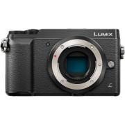 Panasonic Lumix DMC-GX80 - Solo Corpo - Nero - 2 Anni Di Garanzia