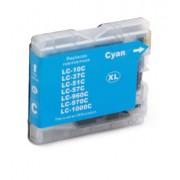 BROTHER LC1000 C cyan - kompatibilná náplň do tlačiarne Brother