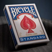 1 Original Bicycle Standard Playing Cards (BLUE) Edition Standards Poker Deck