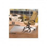 Cleartex Advantagemat Phthalate Free Pvc Chair Mat For Hard Floors, 48 X 36