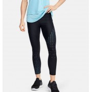 Under Armour Dameslegging HeatGear® Armour Iridescent Ankle Crop - Womens - Black - Grootte: Extra Small