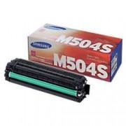 Samsung CLT-M504S Original Toner Cartridge Magenta