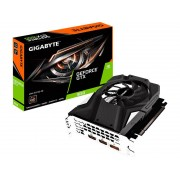 Видеокарта GigaByte GeForce GTX 1650 Mini ITX OC 1680Mhz PCI-E 3.0 4096Mb 8002Mhz 128 bit 2xHDMI DP GV-N1650IXOC-4GD