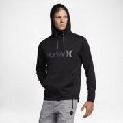 Hurley Therma Protect Pullover Herren-Fleece-Hoodie - Schwarz