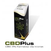 CBD Plus Orvosi Kenderolaj 4%, 10ml, 400mg