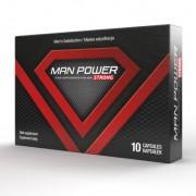 Man Power Strong - 10 kapslar