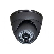 iPower Security SCCAMCVI01 Indoor Outdoor HD-CVI 2.0MP 1080p Dome Security Camera (Grey)