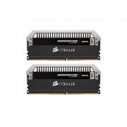Corsair Dominator Platinum Series 16GB (2 X 8GB) DDR4 DRAM 3200MHz (PC4-25600) C16 Memory Kit (CMD16GX4M2B3200C16)