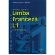 Franceza Cls 10 L1 Ed.2011 - Mariana Popa Angela Soare