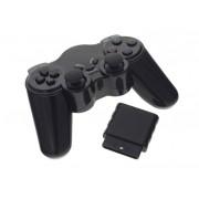 Smartfox Wireless Playstation 2 / PS2 Kontroller - fekete