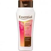 KAO «Essential» Увлажняющий и разглаживающий шампунь для волос, с цветочным ароматом, 200 мл.