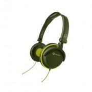 Meliconi Mysound Speak Smart Cuffie Con Microfono Colore Verde Militare