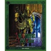Sir Gawain and the Green Knight (a New Verse Translation in Modern English), Hardcover/John Ridland