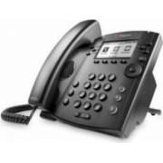 Telefon SIP Polycom VVX 31610 2200-461-025 Negru