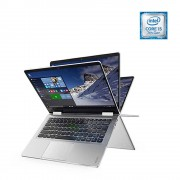 "Lenovo Laptop Lenovo Yoga 710-14IKB 80V40014LM Intel Core i5 RAM 4GB SSD 256 14"" - Plata"