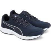 Puma Descendant v4 SL Running Shoes For Men(Navy)