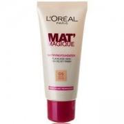 Фондьотен Loreal Magique Mattifying Flawless Velvet/ Mat, 25 мл, Beige Cream 05, 3600522321323