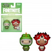 Pint Size Heroes Fortnite - Rex e Tricera Ops 2-Pack Figure Pint Size Heroes
