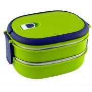 Eldom TM 150 Duo Lunchbox Green