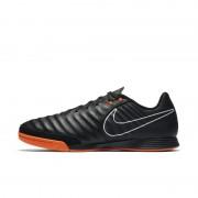 Nike TiempoX Legend VII Academy Fußballschuh für Hallen- und Hartplätze - Schwarz