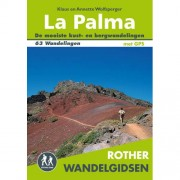 Rother Wandelgidsen La Palma - Klaus Wolfsperger en Annette Miehle-Wolfsperger