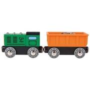 Hape Railway Diesel Freight Train