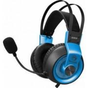 Casti Gaming Marvo HG9035 Blue 7.1