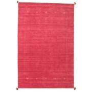 Annodato a mano. Provenienza: India 189X288 Tappeto Loribaf Loom Moderno Fatto A Mano Rosso/Rosa (Lana, India)