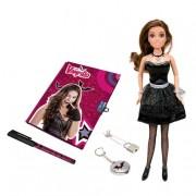 Simba Espana Chica Vampiro - Daisy Cantarina con Notas Secretas