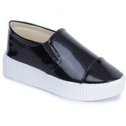 Naisha Women Casual Black Shoes
