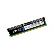 Memoria Corsair XMS3 DDR3 PC3-10600 1333MHz, 4 GB. CMX4GX3M1A1333C9