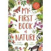 My First Book of Nature, Hardcover/Camilla de la Bedoyere