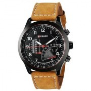 true choice new fashion 2018 Curren Miter for Men - Sports Leather Band Watch 6 month warranty