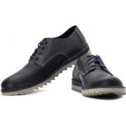 Clarks Newby Fly Corporate Casuals For Men(Grey)