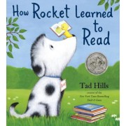 How Rocket Learned to Read, Hardcover