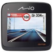 Camera Video Auto DVR Mio MiVue 568 Full HD cu GPS si Touchscreen
