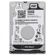 Жесткий диск Western Digital WD 500Gb Black WD5000LPLX