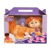 Just Play Kitty Surprise Sasha Plush