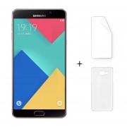"Samsung A9000 Galaxy A9 (2016) 3 + 32 GB Dual Sim Android 5.1 Octa Core 6.0"" FHD 8 + 13MP Rosado + Protector De Pantalla + Estuche"