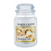 Yankee Candle Wedding Day candela profumata 623 g unisex